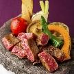 響 品川 (HIBIKI):【料理重視◎】国産牛ステーキ8品豪華試食×衣装特典×全館見学