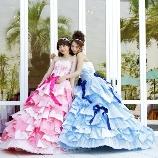 THE HANY:【ユニベアコラボ☆】ジョゼット 女の子の大好きが詰まったドレス♪