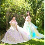カラードレス、パーティドレス:THE HANY