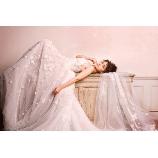 THE HANY:【ホテル挙式におすすめ】ペルラ☆豪華かつヌーディーなウエディングドレス