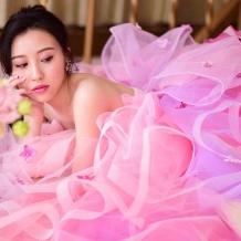 THE HANYのドレス情報