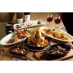 THE THEATRE TABLE(ザ シアターテーブル):原田慎次シェフがプロデュースする絶品料理は「ネオトラットリア」がテーマ。