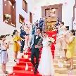 THE SUITO HOUSE:【22年秋対象★15大特典】挙式×大階段×豪華試食☆憧れ花嫁体験