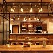 cafe104.5:ウッド調でナチュラルな雰囲気