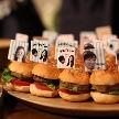 cafe104.5:ミニハンバーガー☆