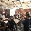 cafe104.5:大迫力のビッグバンド演奏