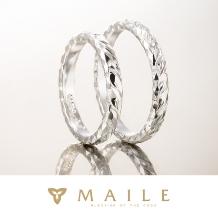 MAILE_Platinum Ring / プラチナリング