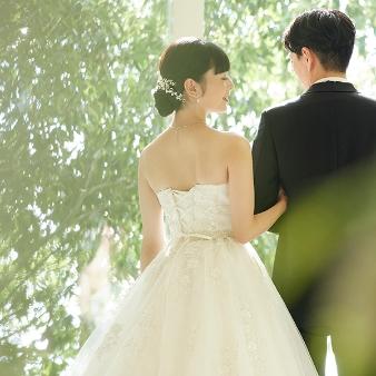 KASANE MATSUE (旧ローズガーデン松江):【スタンダードフェア】120分で結婚式のイメージが湧いてくる