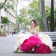 写真:Studio La Mariee Y-coco Wedding(スタジオ ラ マリエ ワイココ ウェディング)