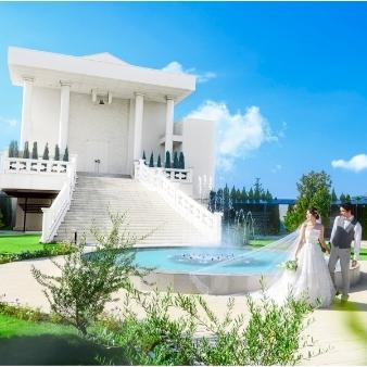 Ciel Belle Terre(シエル べル テール):◆月2回◆限定特典 青空に映える白亜のチャペル&貸切邸宅W体験
