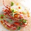 アルカンシエル luxe mariage大阪:【満足度NO1試食×1万円ギフト】オマール海老ハーフコース
