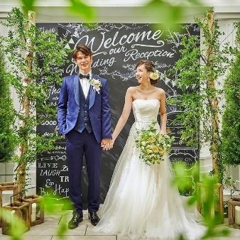 アルカンシエル luxe mariage大阪のフェア画像