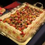 Foodiun Bar 一瑳 コレットマーレみなとみらい店:オリジナルケーキご用意可能です。