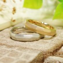 ATELIER Hu・lala_【ふたりで手作り結婚指輪】作る時間もふたりの一生の思い出に!