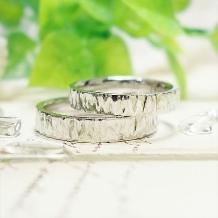 ATELIER Hu・lala_【ふたりで手作り結婚指輪】 ☆集中するパートナーの最高の横顔を記憶に刻んで★
