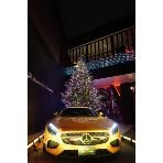 Mercedes-Benz Connection UPSTAIRS:メルセデスの雰囲気を存分に味わえます!