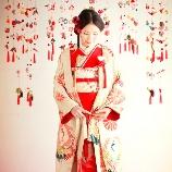 Simply Red(シンプリーレッド):【色打掛と引振袖の2WAY】オリジナルスタイルにカスタマイズ