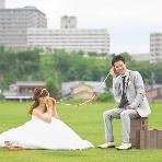 ロケーション撮影、前撮:金沢写真院
