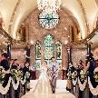 上田玉姫殿:◆ステンドグラス輝く◆一度はみてほしい大聖堂チャペル見学会
