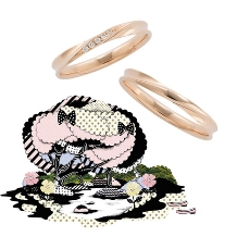 TOMIYA 高松店_★新作★【インセンブレ】肌に合わせやすいピンクゴールド
