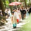 びわ湖大津館 ガーデンウエディング:神前式もいいものですよ