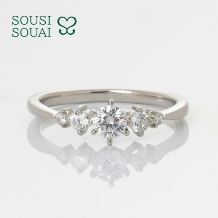 Gran-D (グランディー)の婚約指輪&結婚指輪