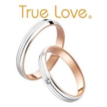 ジュレマスダ_【True Love】つや消し、輝きピンクゴールドお気に入りが全部入ったデザイン