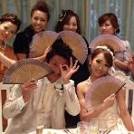 結婚式席次表・席札:SUEHIRO 緑守扇 (スエヒロ りょくしゅせん)