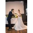 Linkage-047:新郎は新婦へプロポーズ!!恥ずかしいそうに受け取る新婦が愛らしいですね☆*・.