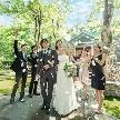 旧軽井沢ホテル:【全館開放!】無料試食&挙式体験&ドレス見学!特大フェア