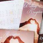 結婚式招待状:天使の招待状