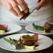 LOS ANGELES BALCONY RESTAURANT&BAR(ロサンジェルス バルコニー レストラン&バー):【2万円相当の美食】ガーデン演出体験&ドレス特典付フェア