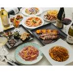 Cafe&Bar ZeLKOVA(カフェアンドバー ゼルコヴァ):オープンキッチンなので、熱々の出来立てのお料理をご提供しております\(^o^)/  テーブルビュッフェか、ビュッフェのどちらかお選び頂けます☆