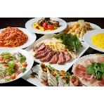 FLARIE Cafe(フラリエ カフェ):料理プランは¥2500/¥3500/¥4500~ドリンクプランは¥1000/¥1500/¥2000~ご予算に応じて組み合わせていただけます☆