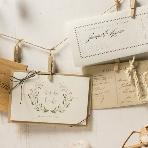 結婚式招待状:favori(ファヴォリ)
