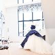 AFFRANCHIR QUEEN'S COURT(アーフランシェル・クィーンズコート):【憧れ花嫁体験】ドレス試着+フレンチ試食+挙式体験フェア
