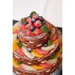 中之島 GARB weeks:今海外で流行のネイキッドケーキが無料でご用意できちゃいます!