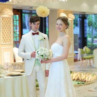 ウエコン神戸(WEDDING COMFORT ISLAND KOBE):【午前中がおススメ!】リアル演出体験☆グランドフェア