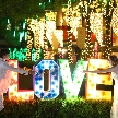 ウエコン神戸(WEDDING COMFORT ISLAND KOBE):【Xmas特別】演出体験☆グランドフェア