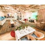 unice:最大180名様、着席80席迄 収容可能、小人数での店内一部貸切(10~30名様迄可)も可能、各種パーティーを承っております。