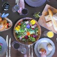 Bon Bon Bon LA fait maison(ボンボンボン ラ フェメゾン):【海外アフター×1.5次会】豪華ハーフコース試食&プラン相談会