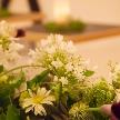 Wedding space hanami 表参道:オプションで装飾もリクエストにお応えします。