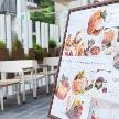 """Wedding space hanami 表参道:通常時は""""世界の朝食""""をコンセプトに営業中。各種メディアでも取り上げられています。"""
