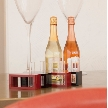 Wedding space hanami 表参道:hanami特製ワインがお出迎え