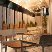 Wedding space hanami 表参道:ゲストもオープンが待ちきれない演出を。