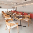 Wedding space hanami 表参道:奥行のあるラグジュアリーな空間