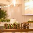 Wedding space hanami 表参道:ボタニカルなウェディングも想いのままに。