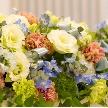 Wedding space hanami 表参道:高砂花のご発注OK・御持込み可能。新婦様の大好きな花を飾りましょう!