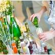 Wedding space hanami 表参道:ドリンクメニューは40種と豊富なバリエーション。
