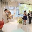 Wedding space hanami 表参道:カンパーイ!